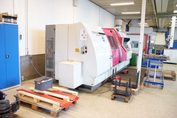 CNC-Dreh-Fräsmaschine