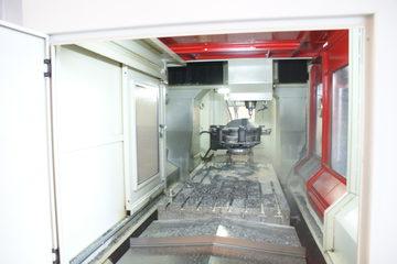 CNC-Portal-Fräsmaschine