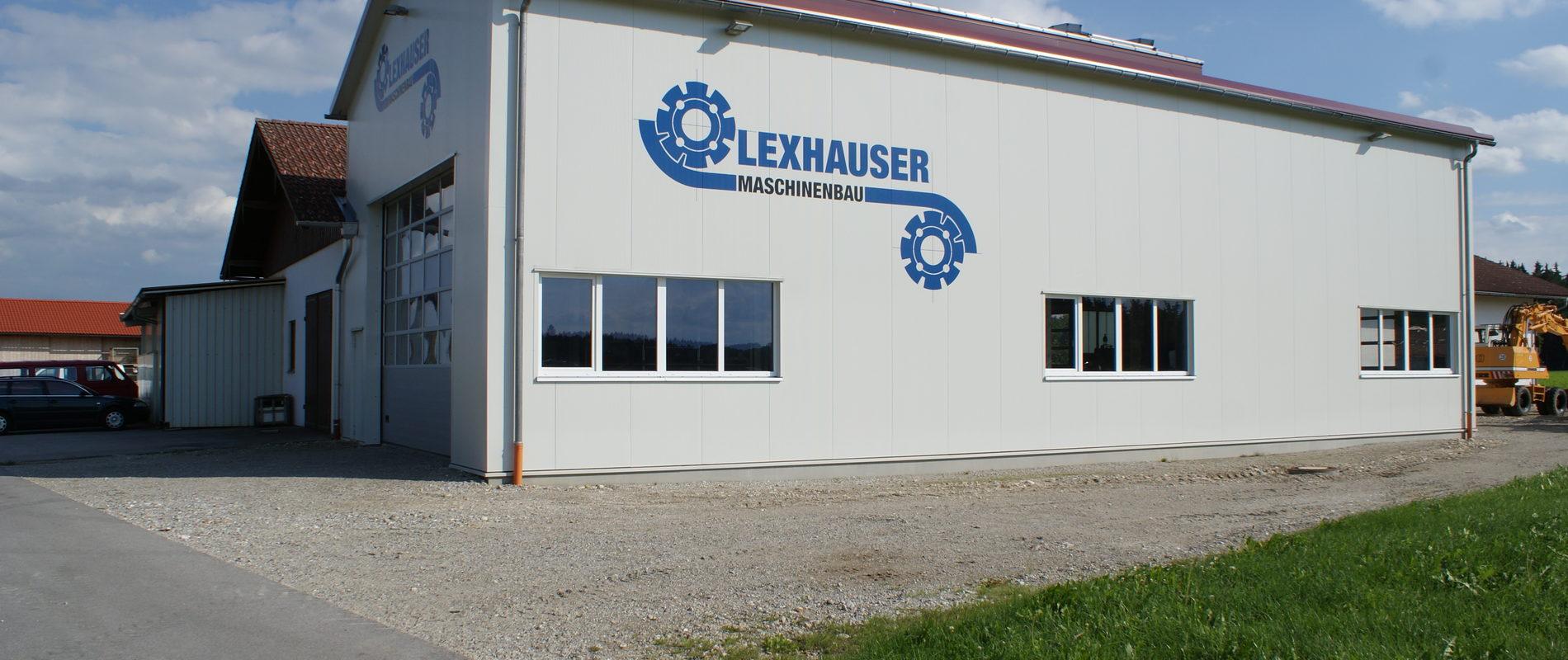 Lexhauser Maschinenbau - Unternehmen